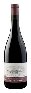 Willamette Valley Vineyards Pinot Noir Whole Cluster 2015...